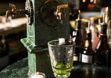 The Five Biggest Absinthe Myths