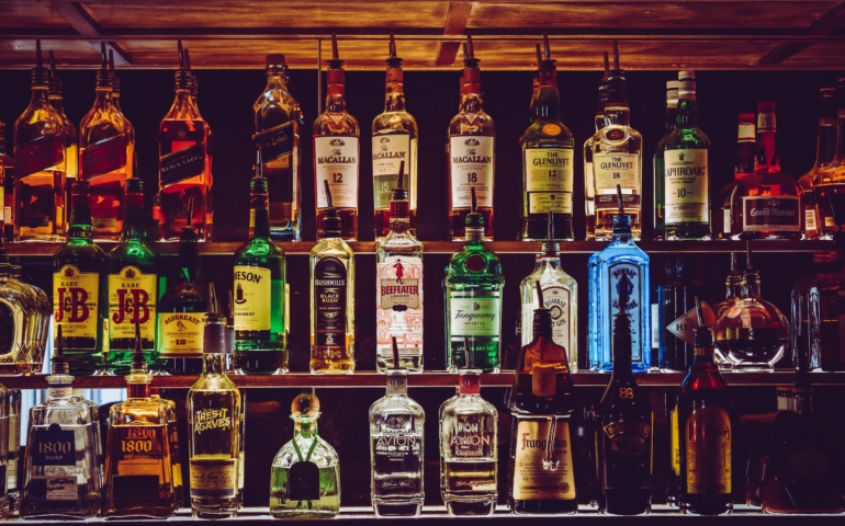Top 12 Spirit And Vodka In Every Bar In Nigeria