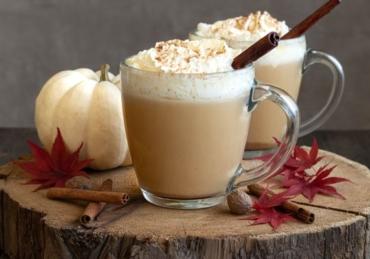 Spiked Pumpkin Spice Latte