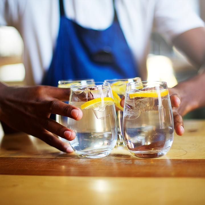 It's Time to Take Your Bar's Water Service Seriously