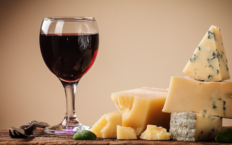 New 100 Percent Tariffs on the Table for French Wine and Cheese
