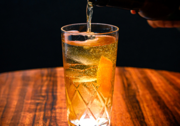 The Secret to This Amazing Highball? Chill Your Spirit.