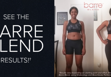 See the Barre Blend Results!