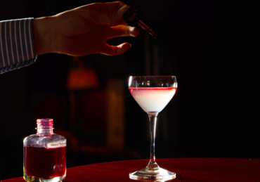 The Small Seoul Street Where Cocktails Reign Supreme