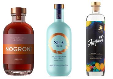 New non-alcoholic alternatives for Dry January