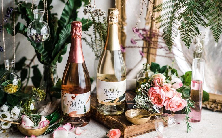 Low-abv sparkling wine Wild Life Botanicals launches