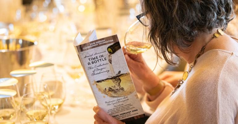 Could Oregon's Chardonnays Upstage Its Award-Winning Pinot Noirs?