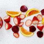 Shakeology Ambicioso de Fresa y Naranja