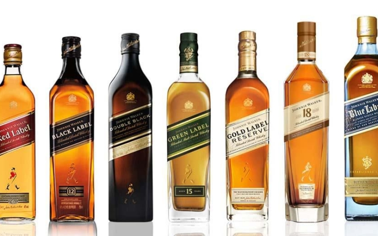 Prices Of Johnnie Walker Whiskeys In Nigeria