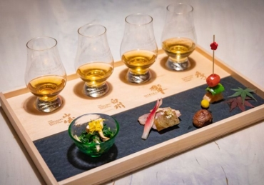 How to Pair Whisky with Your Sushi