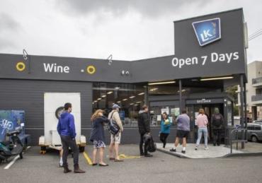 Coronavirus: No need to stock up on beer and wine