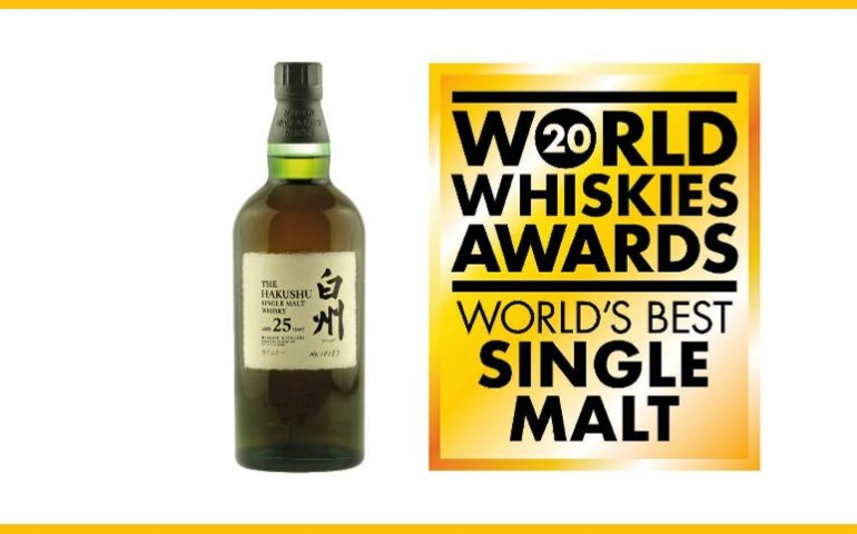 Full List of Winners at the 2020 World Whiskies Awards