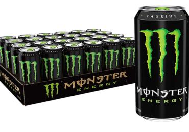 Monster Energy Drink In Nigeria