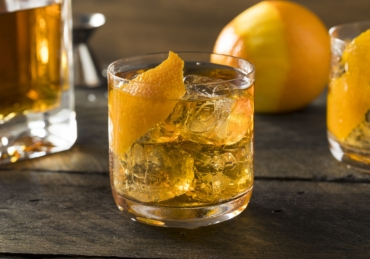 5 Build-in-the-Glass Bourbon Cocktails to Make at Home