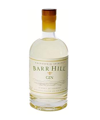 Barr Hill Gin is one of the Best Gins of 2020