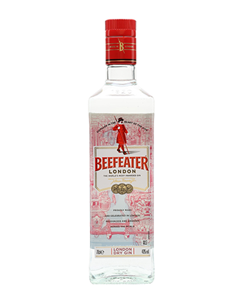 Beefeater is one of the Best Gins of 2020