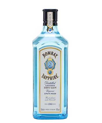 Bombay Sapphire is one of the Best Gins of 2020