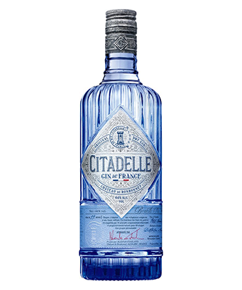 Citadelle Gin is one of the Best Gins of 2020