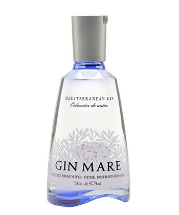 Gin Mare is one of the Best Gins of 2020