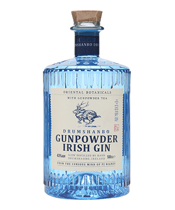 Dumshanbo Gunpowder is one of the Best Gins of 2020
