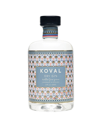 Koval Dry Gin is one of the Best Gins of 2020