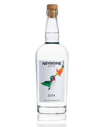 Neversink Gin is one of the Best Gins of 2020