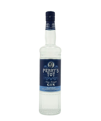 Perry's Tot is one of the Best Gins of 2020