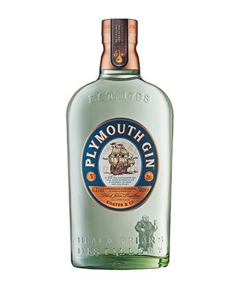 Plymouth Gin is one of the Best Gins of 2020
