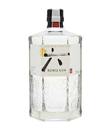 Suntory Roku Gin is one of the Best Gins of 2020