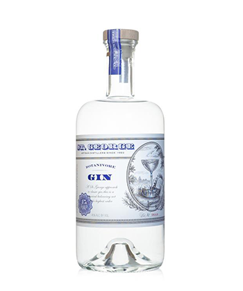 St. George Gin is one of the Best Gins of 2020