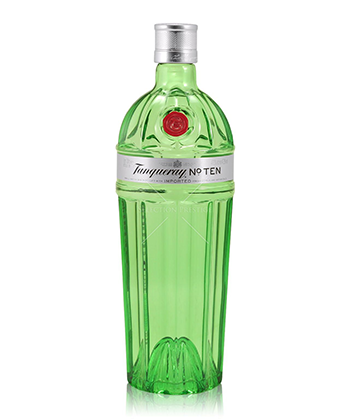 Tanqueray No. Ten is one of the Best Gins of 2020