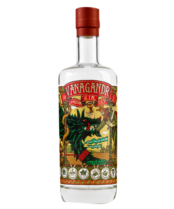 Vánagandr is one of the Best Gins of 2020