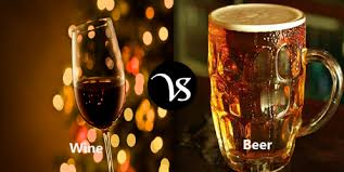 Difference Between Beer and Wine