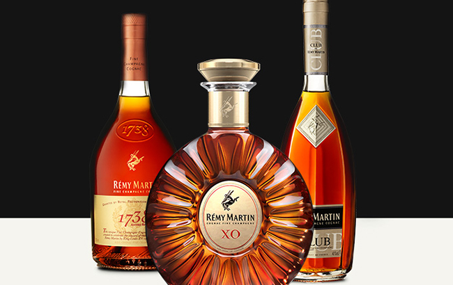Remy Cointreau Warns of 50-55 Sales Drop in Q1