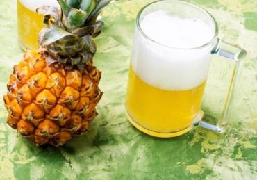 Lockdown: Make your own homemade pineapple beer