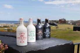 Eden Mill Pledges 2 From Gin Sales to Help Nhs