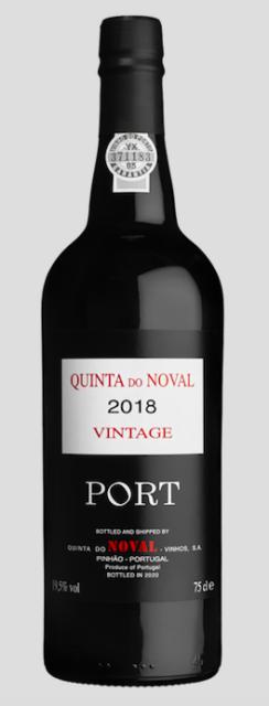 Quinta Do Noval Declares 2018 Vintage Port