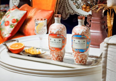 New Chinese Gin Ready to Hit the Market
