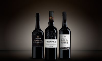 Taylor's Port Declares 2018 Vintage for Third Year in a Row