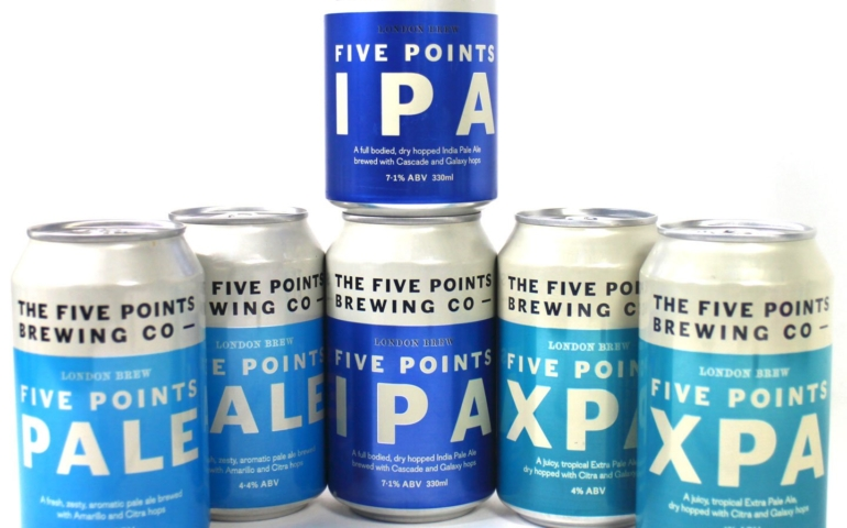 Five Points Unveils Lower-abv Summer Beer