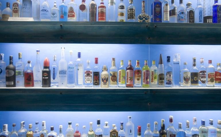 Top 10 Strangest Vodka Flavors