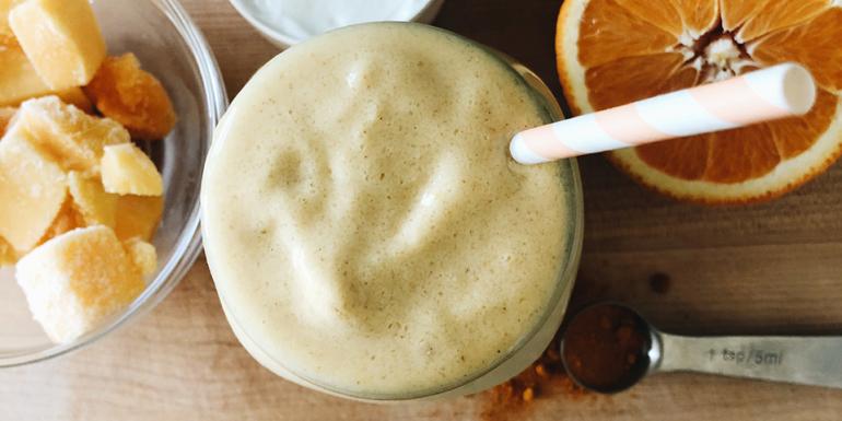 Mango Orange Turmeric Shakeology