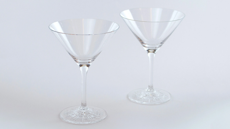 Spiegelau Classic Martini Glasses (Set of 4)