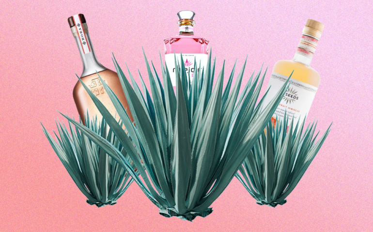 Rosé Tequila Is Boozy, Pink, and Better Than You Think