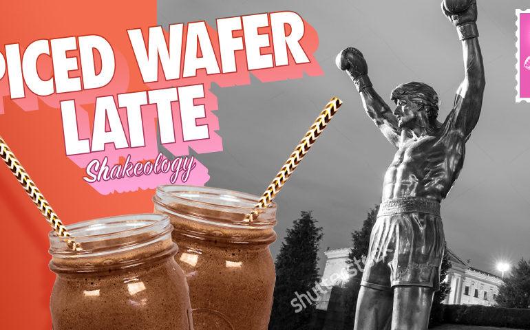 Spiced Wafer Latte Shakeology