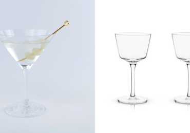 The 5 Best Glasses for Martini Lovers