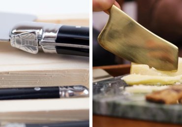 Why Every Cheese Lover Needs Great Cheese Knives