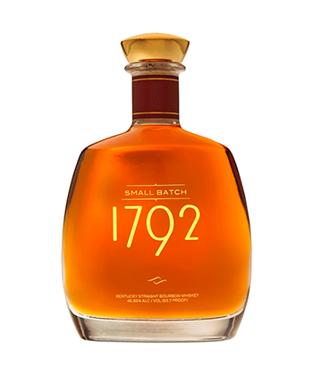 1792 Small Batch is one of the 30 best bourbons of 2020.