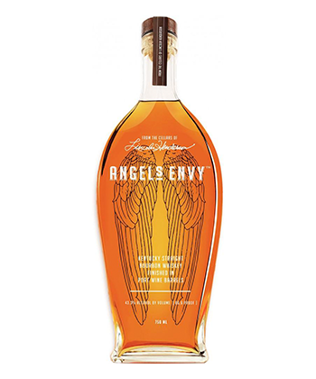 Angel's Envy Port Wine Finished is one of the 30 best bourbons of 2020.