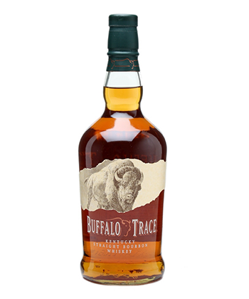 Buffalo Trace Kentucky Straight is one of the 30 best bourbons of 2020.